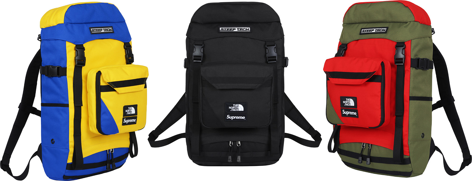 c253cf277 Supreme The North Face Leather Backpack - CEAGESP