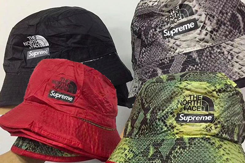 Supreme/The North Face Pt. 2 Leaks