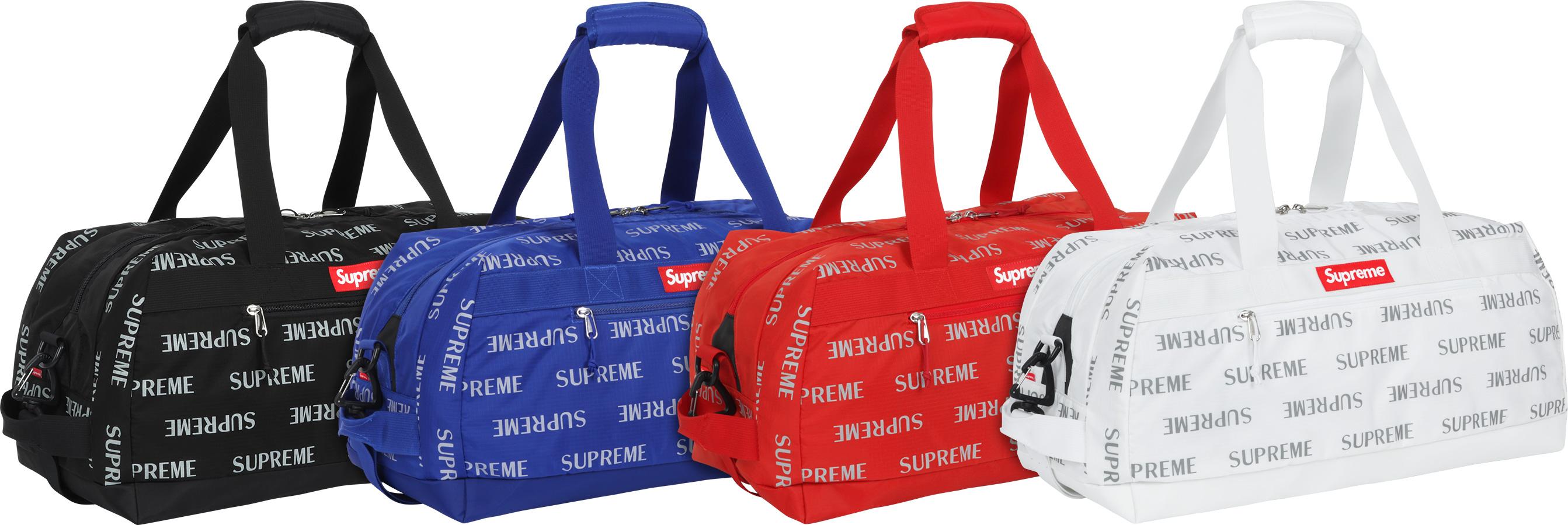 quality design 291a8 ed943 supreme duffle bag 3m