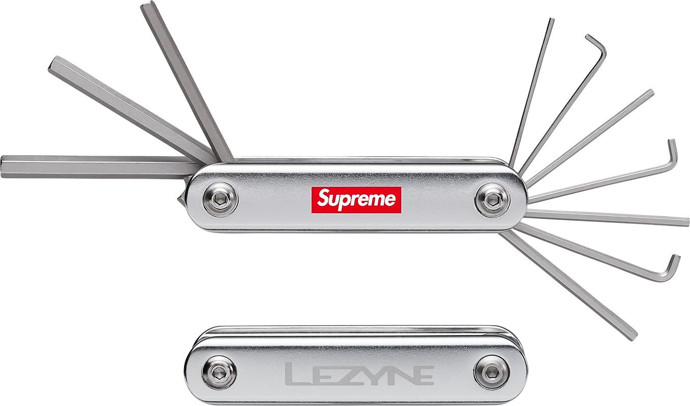 Details Supreme Supreme®/Lezyne® Allen