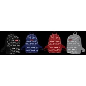 4d4c76b85 Details Supreme 3M® Reflective Repeat Backpack - Supreme Community