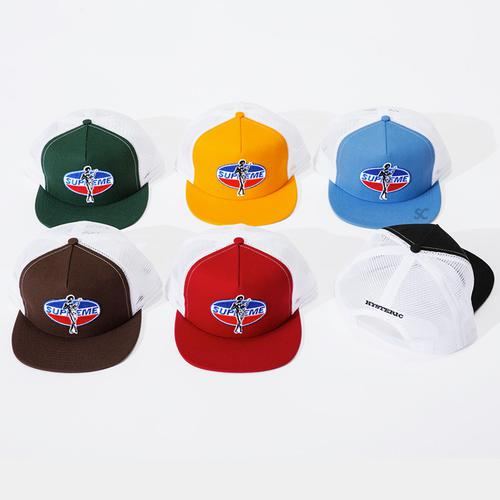 Supreme/HYSTERIC GLAMOUR Mesh Back 5-Panel
