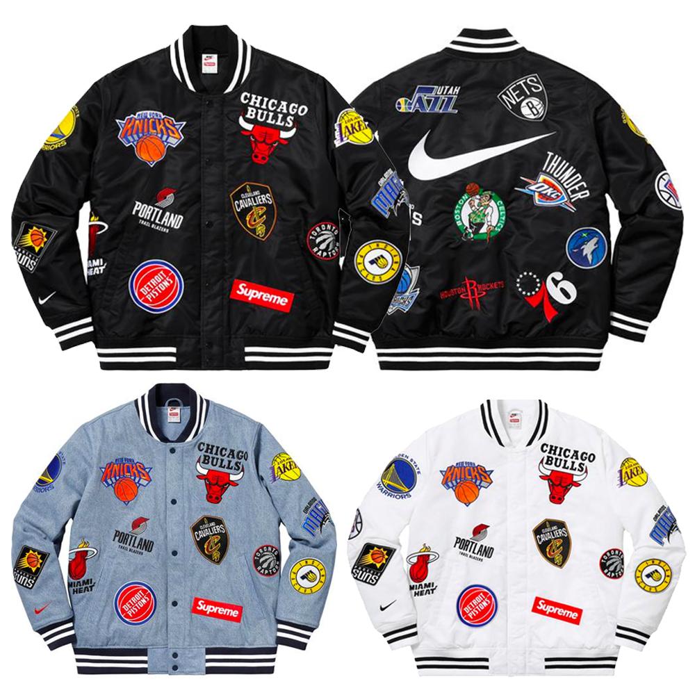 jacket nba supreme