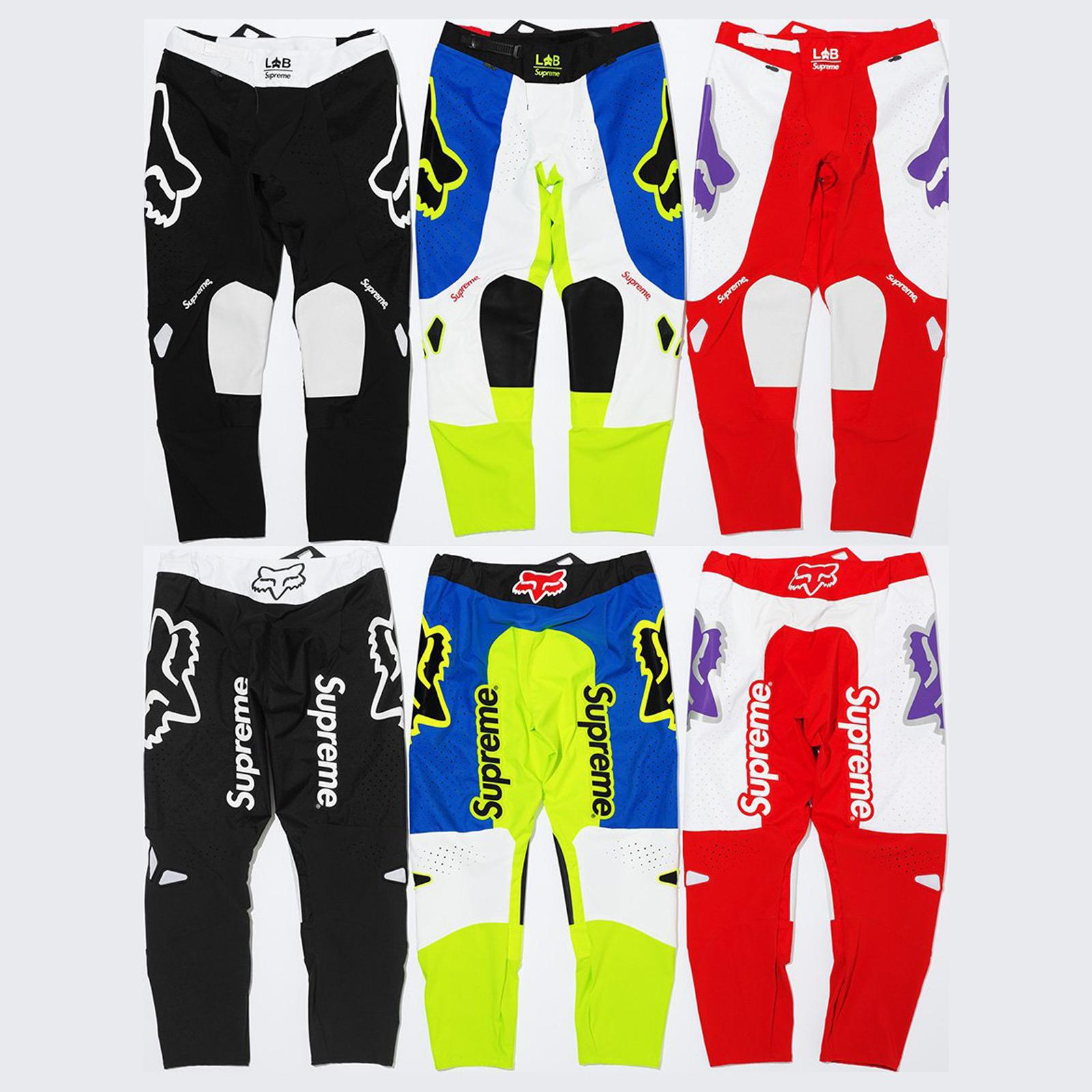 Supreme Fox Racing Moto Pant