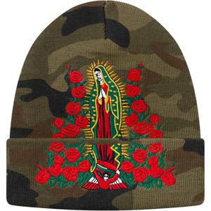 560a2a893 Details Supreme Guadalupe Beanie - Supreme Community