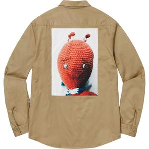 9940afa05ba6 Details Supreme Mike Kelley/Supreme Ahh…Youth! Work Shirt - Supreme ...