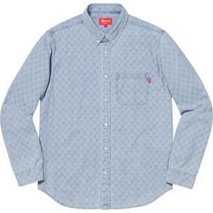 d197eb9d0df3 Details Supreme Checkered Denim Shirt - Supreme Community