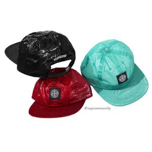 f97454c93 Details Supreme Supreme®/Stone Island® New Silk Light 6-Panel ...