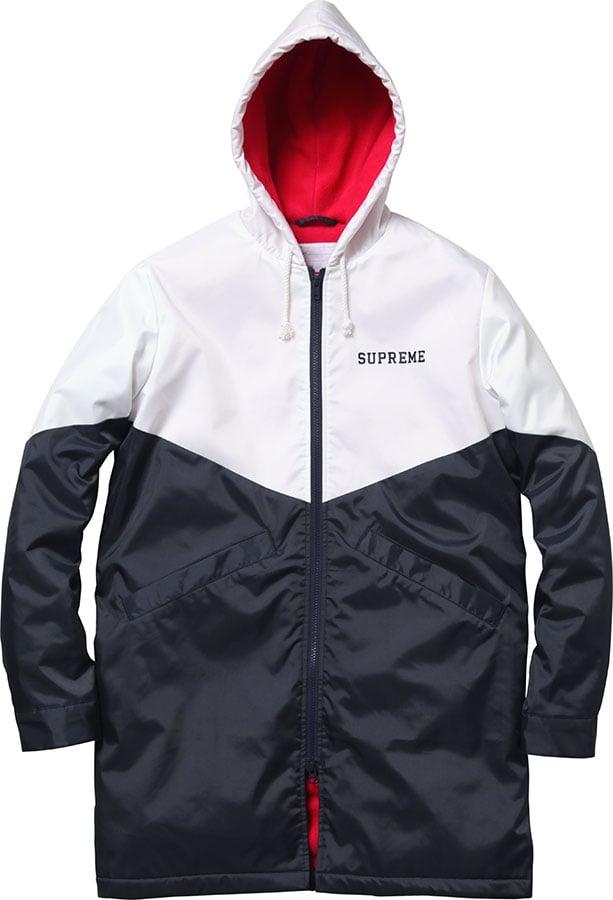Details Sideline Jacket 5 - Supreme Community b8ed5fb02