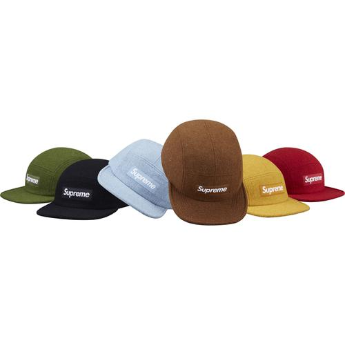 420a277c9 Details Supreme Featherweight Wool Camp Cap - Supreme Community