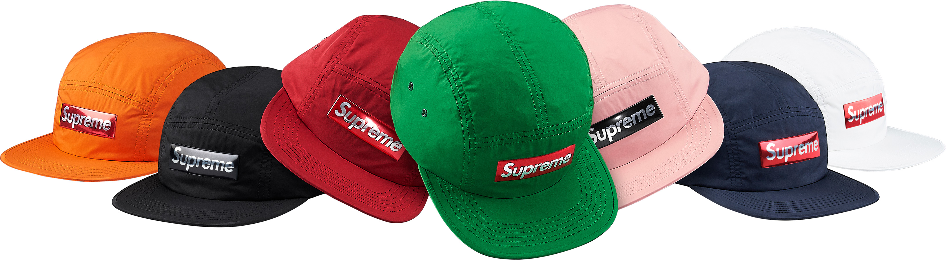 0b376e261f7 Details supreme liquid metal logo camp cap supreme community jpg 3265x900 Liquid  hat