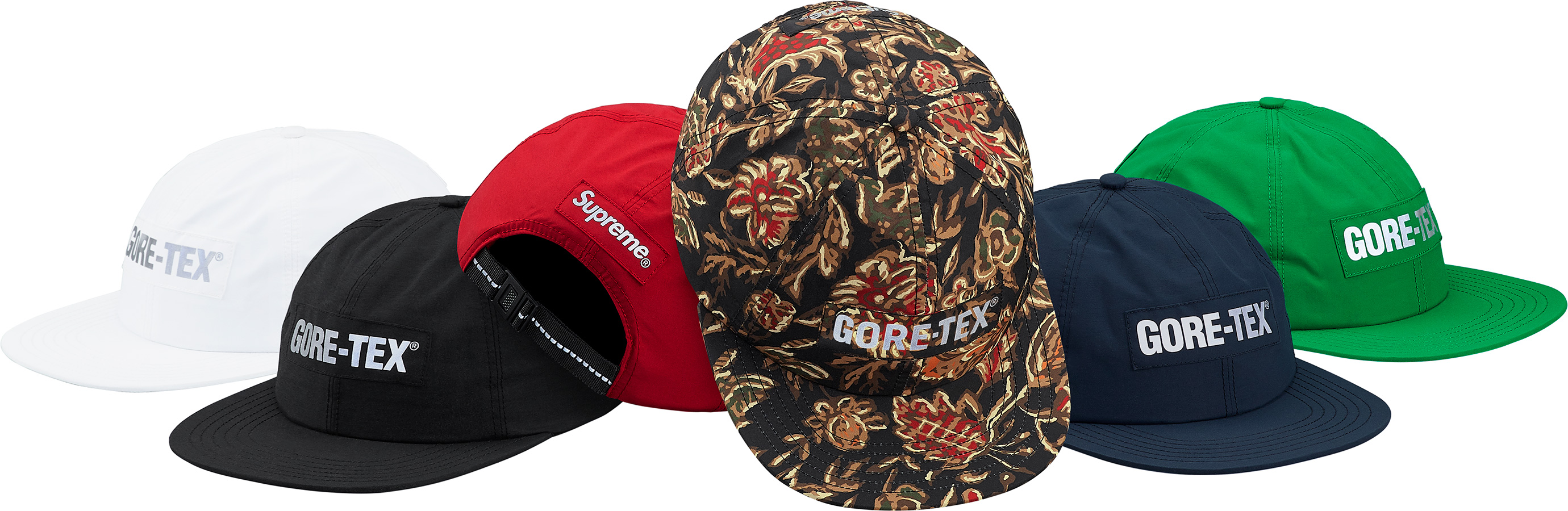 300f9a19 Details Supreme GORE-TEX 6-Panel - Supreme Community