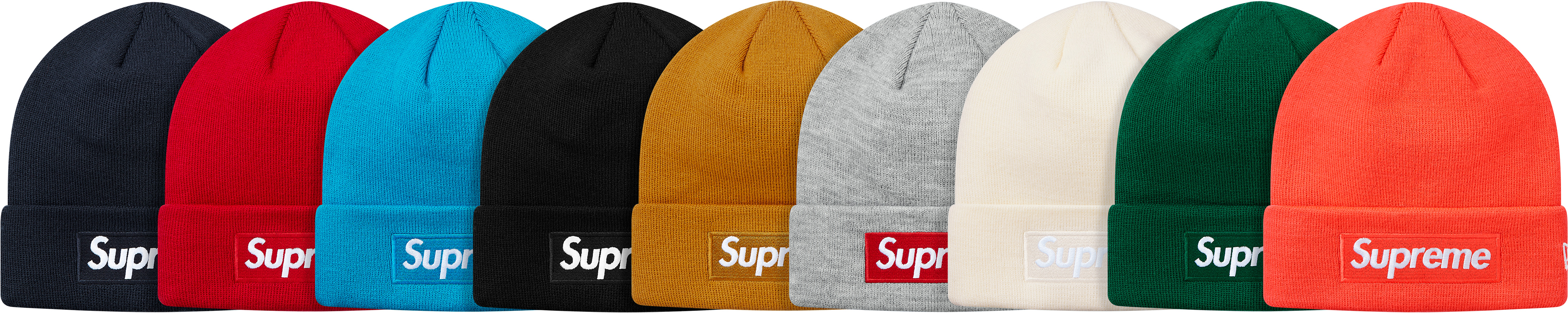 11fe09bf28d Details Supreme New Era® Box Logo Beanie - Supreme Community