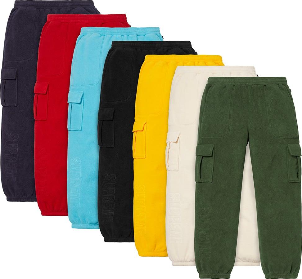 Details Supreme Polartec® Cargo Pant - Supreme Community