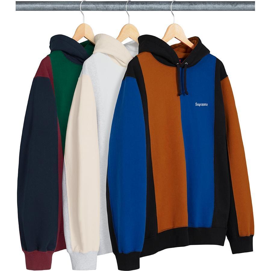 92fe2162ba3 Details Supreme Tricolor Hooded Sweatshirt - Supreme Community