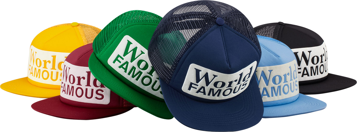 11fd19fe54e Details Supreme World Famous Mesh 5-Panel - Supreme Community