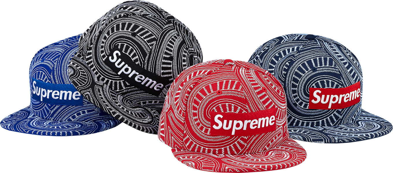 86f7c12279 Details Supreme Uptown Box Logo New Era - Supreme Community