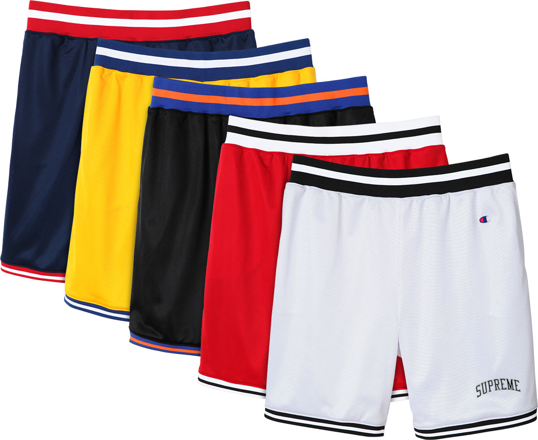 b9e4d65e6b89 Details Supreme Supreme Champion® Basketball Short - Supreme Community