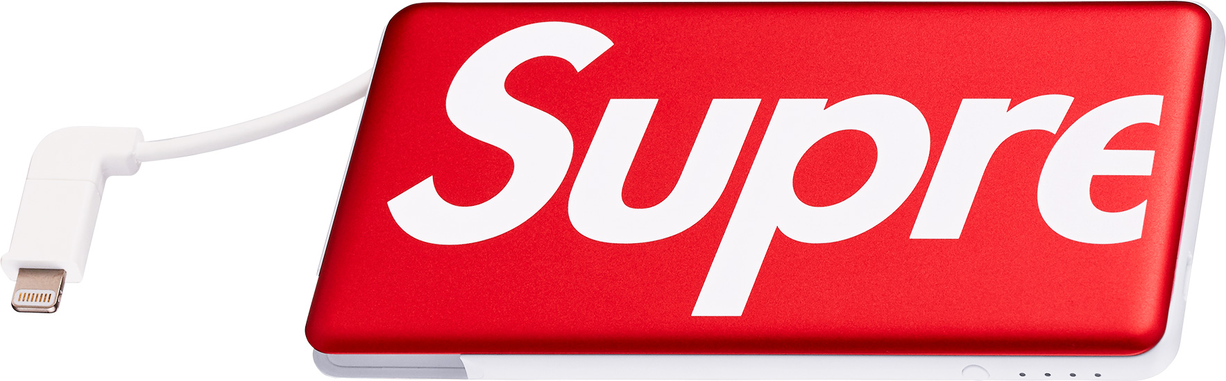 pretty nice 80f9e ff8ea Details Supreme Supreme®/mophie® powerstation plus mini - Supreme ...
