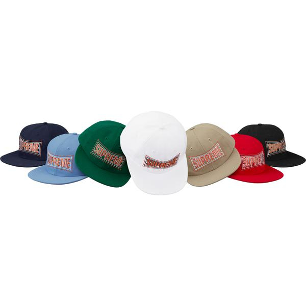 Metallic Arc 6-Panel -