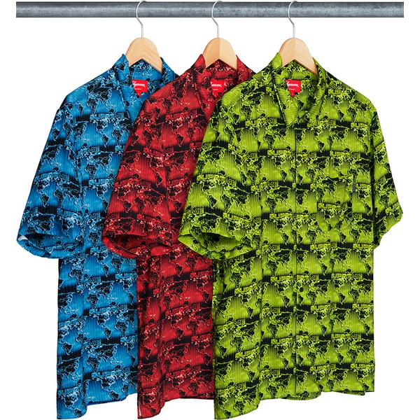 World Famous Rayon Shirt - Rayon
