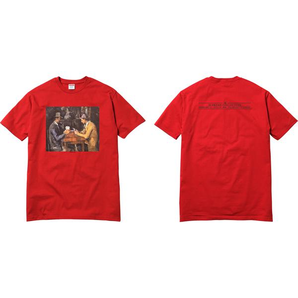 Cards Tee - All cotton classic Supreme t-shirt.