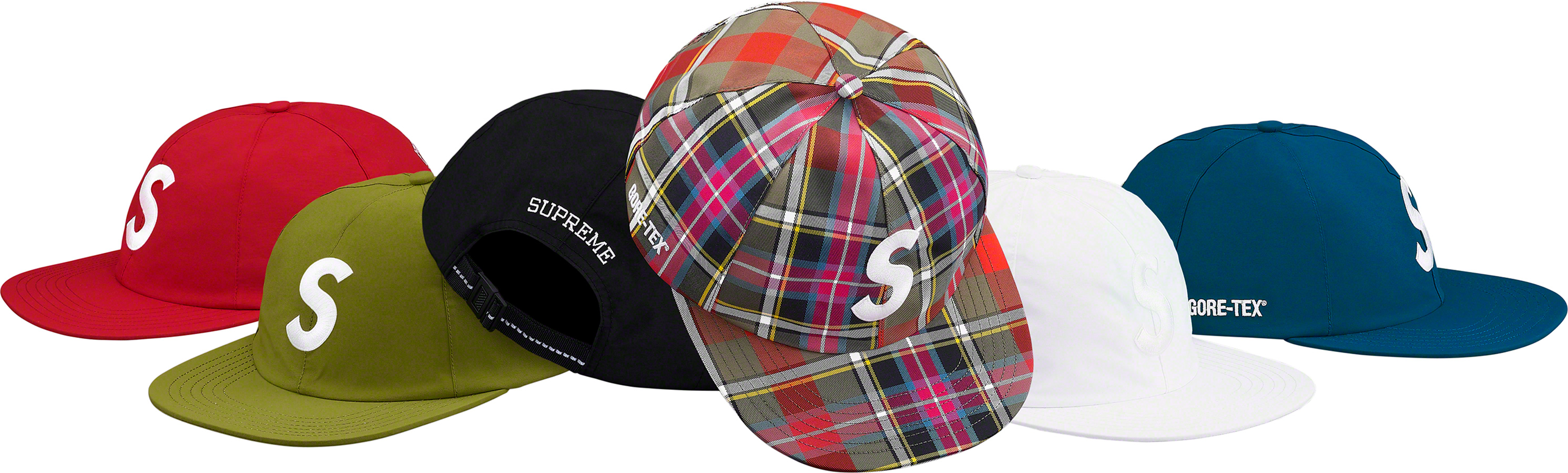 8ffa4149 Details Supreme GORE-TEX S-Logo 6-Panel - Supreme Community
