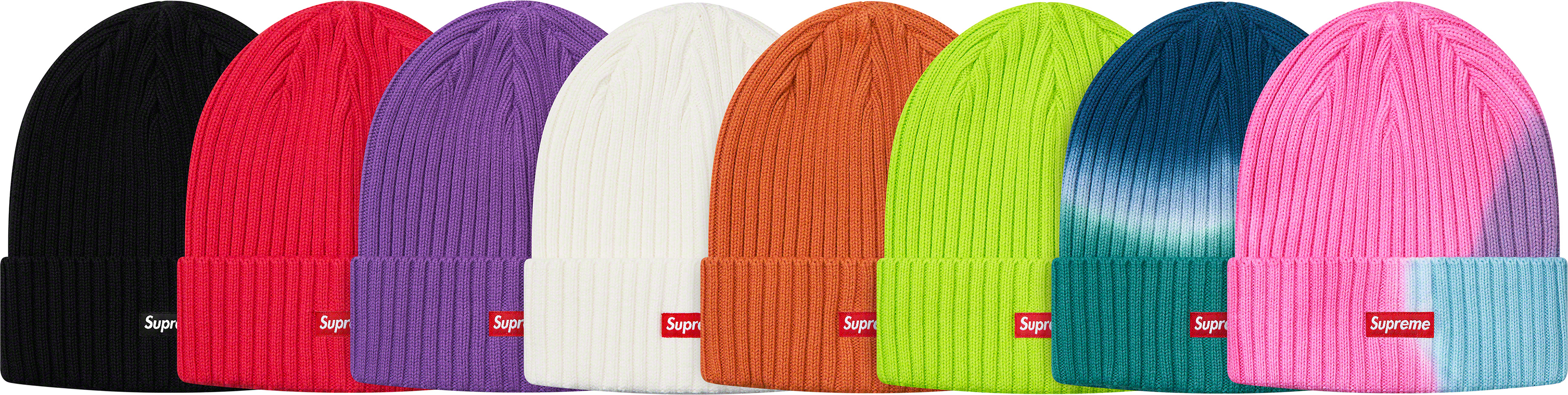 4949cade5 Details Supreme Overdyed Beanie - Supreme Community