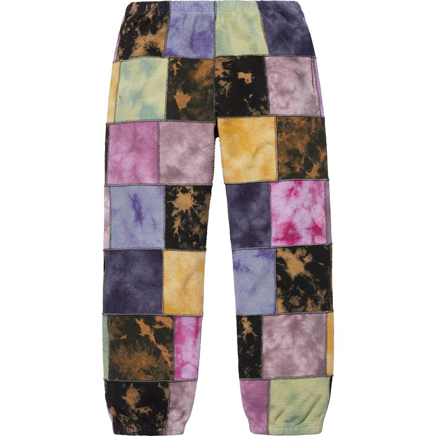 5ceb3c77f1f4 Details Supreme Patchwork Tie Dye Sweatpant - Supreme Community
