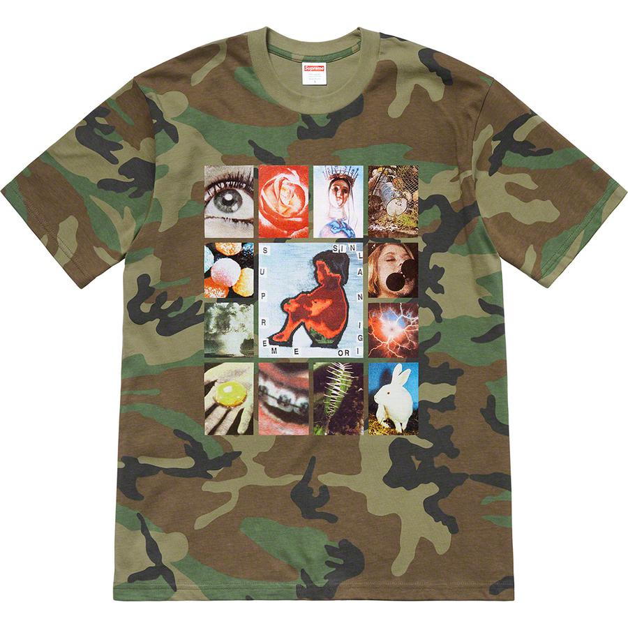 Original Sin Tee - All cotton classic Supreme t-shirt with printed graphic on front.