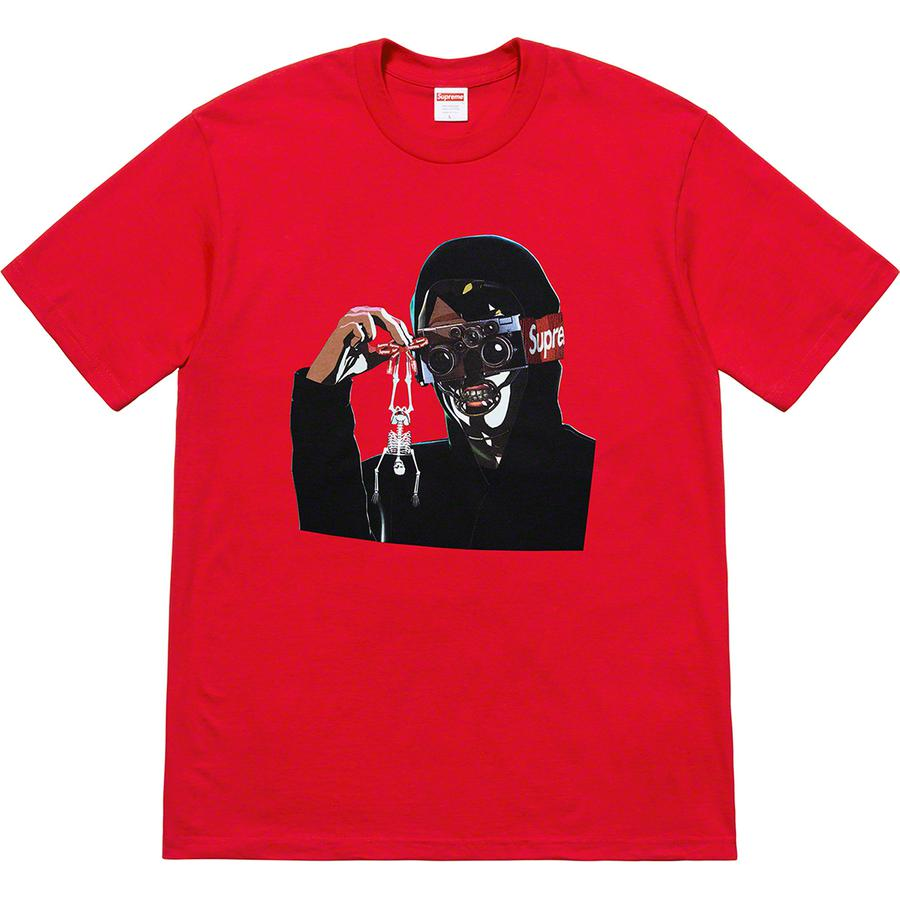 Creeper Tee - All cotton classic Supreme t-shirt with printed graphic on front.