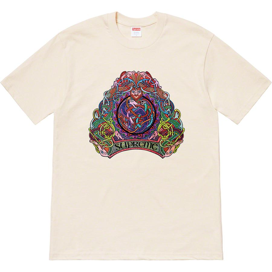 Knot Tee - All cotton classic Supreme t-shirt with printed graphic on front.