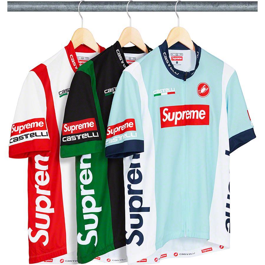b2c91e546a472 Details Supreme Supreme® Castelli Cycling Jersey - Supreme Community